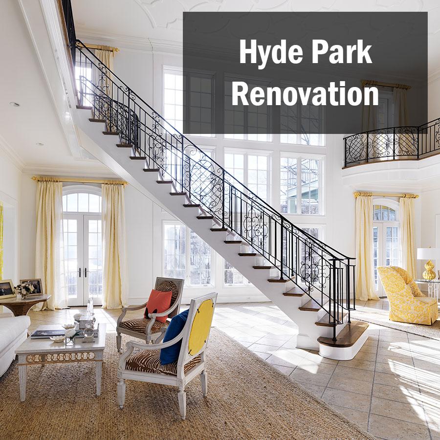 Hyde Park Renovation