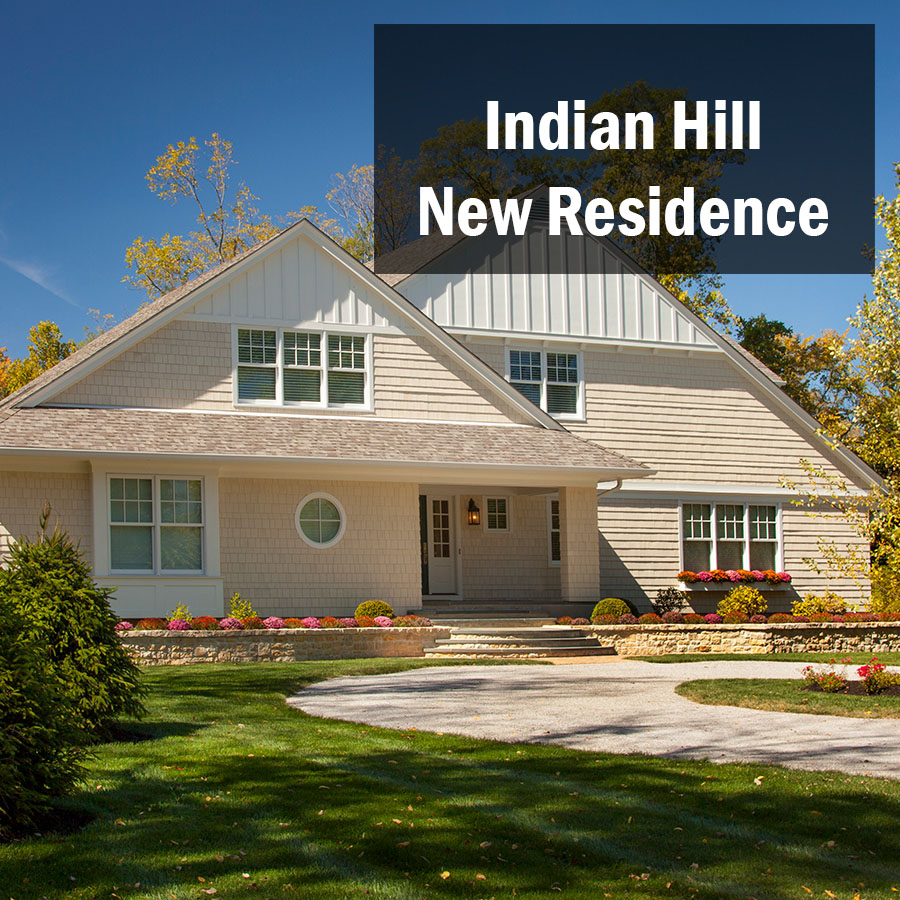 Indian Hill New Residence
