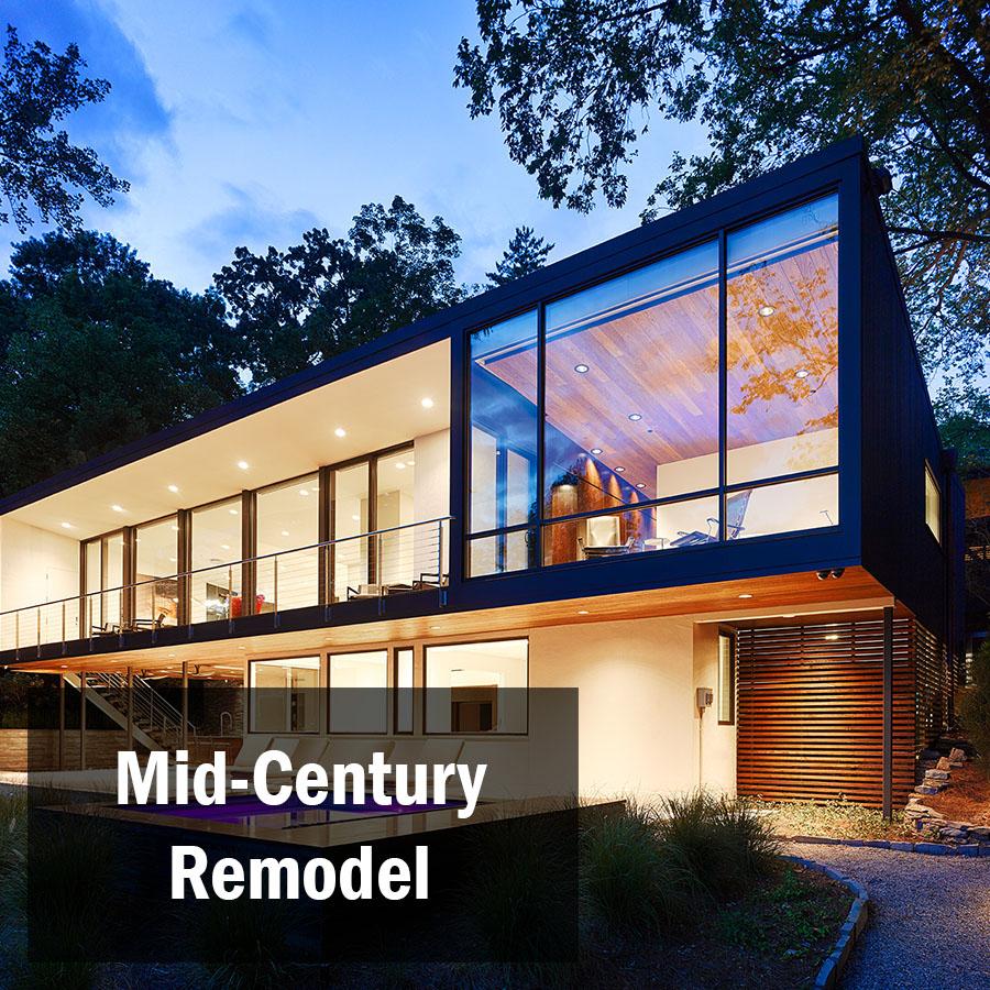 Mid-Century Remodel